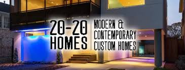 20 20 homes modern contemporary custom homes houston modern 20 20 homes the real estate concierge