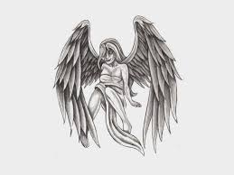 cross angel wing tattoos tattoo art most excellent images of angel wings tattoos