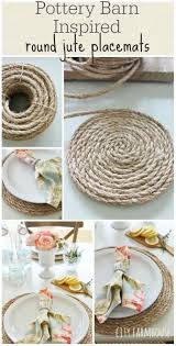best 25 farmhouse placemats ideas on pinterest jute farmhouse