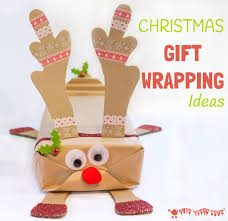 Ideas Of Gift Wrapping - christmas gift wrapping ideas kids craft room