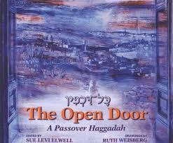 passover haggadah the open door a passover haggadah enjoy a reading