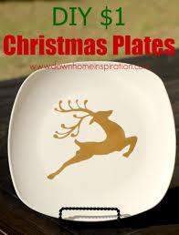 christmas plate diy 1 christmas plates home inspiration