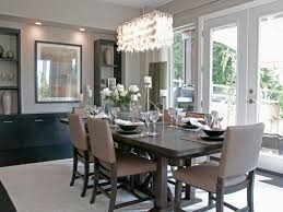 dining room chandelier elegant classic dining room design with