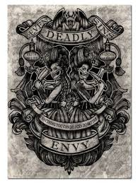 24 best seven deadly sins images on pinterest mythology art
