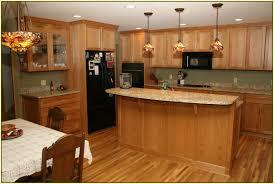 oak cabinets granite countertops oak kitchen cabinets with granite