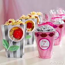 diy valentines day treat favors idea valentines day class party