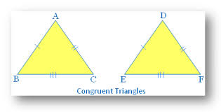 congruent triangles correspondence sides correspondence angles