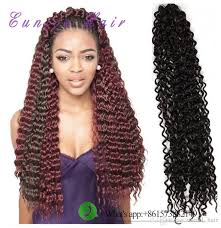crochet hair extensions 19 best water wave hair extension images on finger