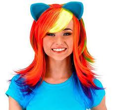 Pony Halloween Costume Girls 15 Halloween Costume Wigs Kids U0026 Girls 2016 Modern Fashion Blog