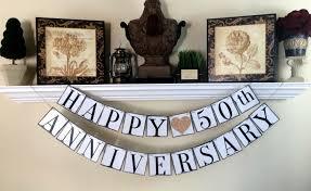 50th anniversary ideas anniversary banner 50th anniversary banner 10th year anniversary