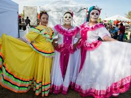 Dia De Los Muertos Costumes Day Of The Dead History Ritual Dates Back 3 000 Years And Is