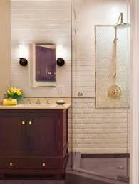 Small Bathroom Layout Plan Small Master Bath Reno Is Complete Hexagon Marble Floor Tile