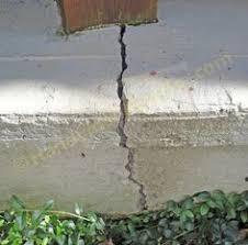 Repair Concrete Patio Cracks How To Repair A Cracked Concrete Patio Slab With Quikrete