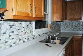 Installing Backsplash In Kitchen Groutless Tile Backsplash Tile Kitchen Modern With Kitchen Kitchen