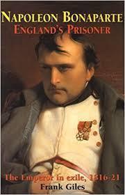 amazon com napoleon bonaparte england u0027s prisoner the emperor in