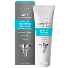 amazon com md complete restoring cleanser anti aging by dr