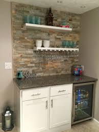 white wood wine cabinet decorating amazing small basement bar design idea with white wood