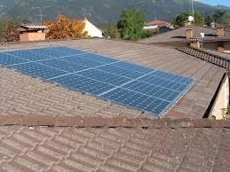 piastrelle fotovoltaiche tetto fotovoltaico costo il fotovoltaico prezzi per il