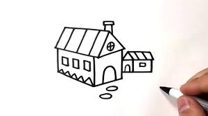 how to draw small house easy drawing ideas for kids online courses