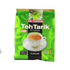 Teh Tarik jaya grocer aik cheong teh tarik instant milk tea beverage fresh