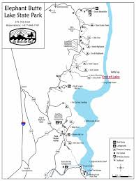 New Mexico Road Closures Map by Elephant Butte Lake New Mexico Fish Swim Boat Float Year