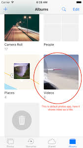 Videos Title Ios Is Is Possible To Change Title Of Uiimagepickercontroller