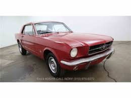 64 Mustang Black 1965 Ford Mustang For Sale On Classiccars Com For Up To 10 000