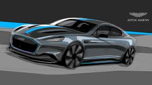 many aston martins spotted around aston martin will be ev and hybrid only by the mid 2020s gizmodo uk