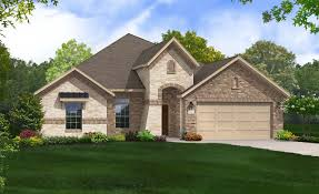 harvard home plan by gehan homes in trinity falls river park signature