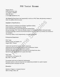 engineering test report template pos tester cover letter