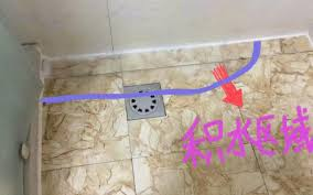 shower how to fix the slant of bathroom floor home improvement