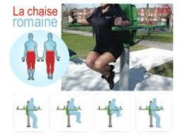 musculation chaise romaine top 10 des éléments du mobilier urbain pour la musculation