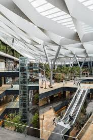 beautifully designed world s most beautifully designed malls photos architectural digest