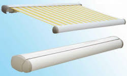 Home Depot Retractable Awnings A Deluxe Full Cassette Retractable Awnings Home Depot Grand