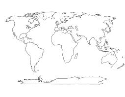 Usa Map Printable by Blank World Map Printable Map Of Usa