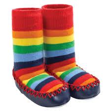 Jojo Meme Bebe - jojo maman bebe slipper socks rainbow baby clothes 0 2