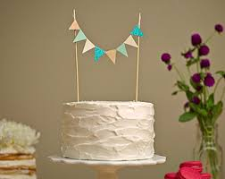 Wedding Cake Accessories Wedding Cake Toppers Curated By Martha Stewart Weddings On Etsy