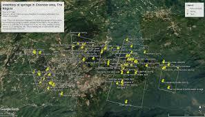 Keystone Map Keystone Foundation U2013 Google Earth Outreach