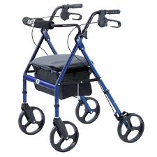 senior walkers with seat hugo portable rollator walker with seat backrest and
