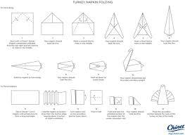 turkey napkin fold napkins napkins napkins and craft