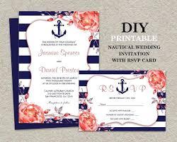 nautical themed wedding invitations anchor themed wedding invitations navy blue anchor invitations