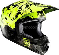 hjc motocross helmet hjc cs mx ii graffed cross helmet motoin de