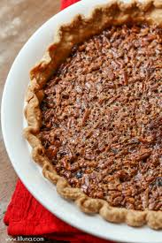 pecan pie recipe lil