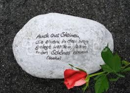 sprüche steine kostenloses foto steine im weg pixelio de