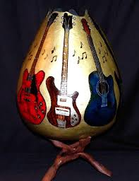 84 best guitar inspired lamps images on pinterest guitar