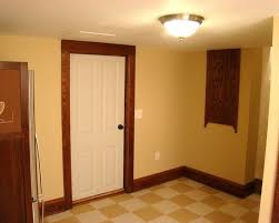Interior Doors White White Interior Doors With Stained Wood Trim Photos Of Ideas In