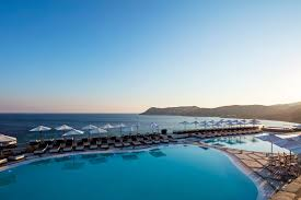 9 luxury hotels all over mykonos myconian korali relais