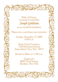 free invitation cards free tombstone unveiling invitation cards templates