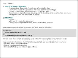 Junior Interior Designer Salary by Careers D30designworks