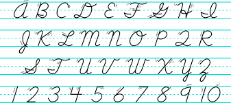 number names worksheets capital letters handwriting free
